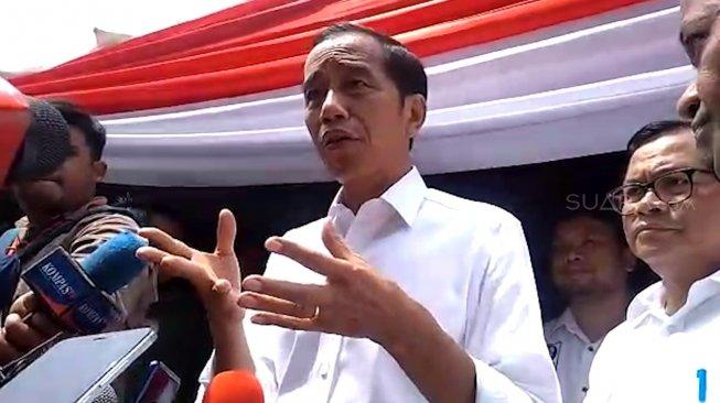 Mantul Pakde! Channel YouTube Jokowi Tembus 1 Juta Pengikut