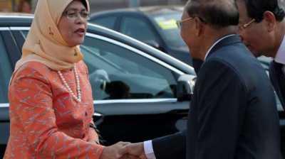Fakta Halimah Yacob, Presiden Muslim Perempuan Pertama Singapura
