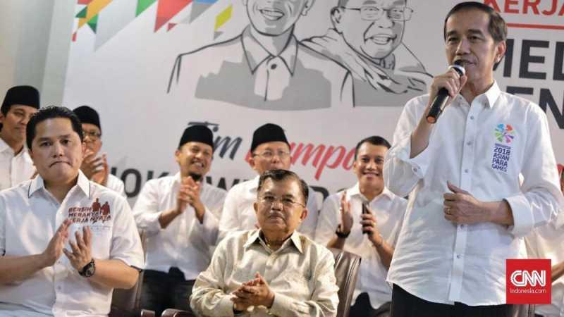 Jokowi Kuasai Media Mainstream, Gerindra Andalkan Medsos