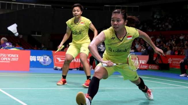 Targetkan Emas di Asian Games, PBSI Rombak Pasangan Ganda Putri
