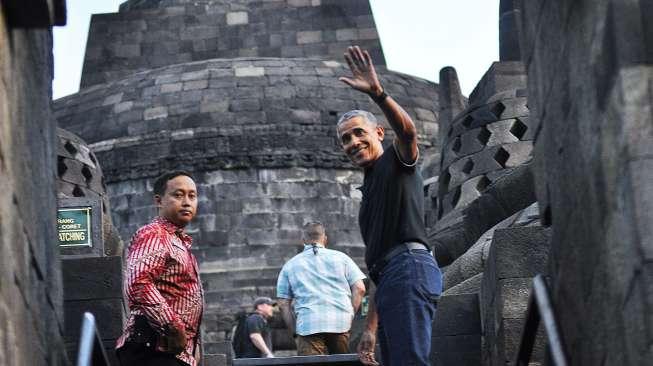 Ini Dia Destinasi Wisata di Bali dan Yogyakarta ala Obama