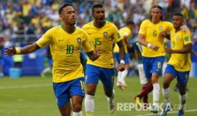 Neymar Sudah Lupakan Kegagalan di Piala Dunia