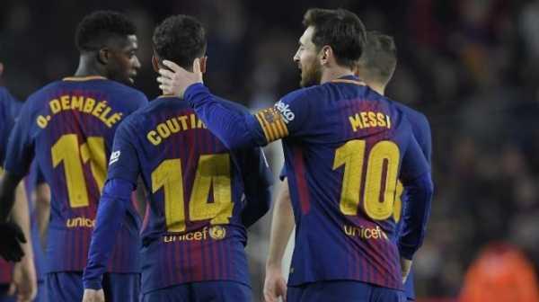 Mengamuk di Camp Nou, Barcelona Gilas Girona 6-1