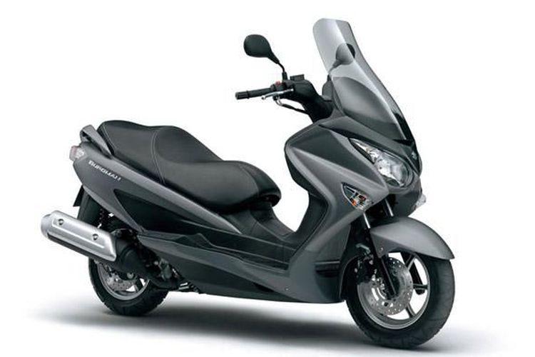 Suzuki Siapkan Penantang NMAX dan PCX