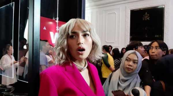 Wajah Jessica Iskandar Tak Lagi Menyeramkan