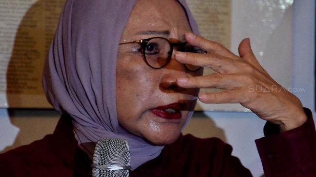 STOP PRESS! Ratna Sarumpaet Ditangkap Polisi