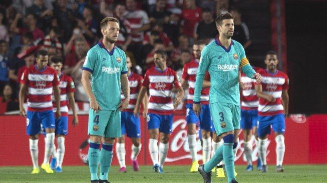 3 Fakta Memilukan usai Barcelona Dipermalukan Granada