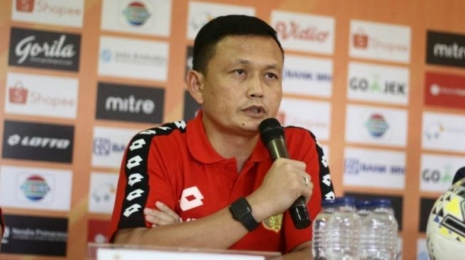 Jadi Pelatih Sementara, Yeyen Tumena Ungkap Tiga Persoalan Bhayangkara FC