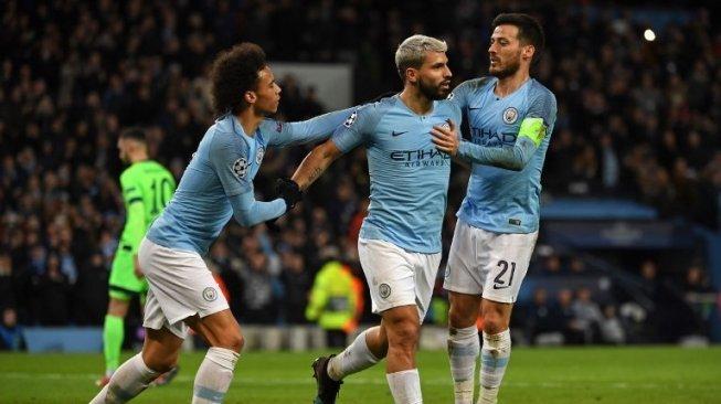 Duo Manchester Sama-sama Raih Kemenangan, City Kembali ke Puncak