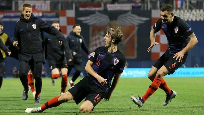 Hasil Lengkap UEFA Nations League Jumat Dini Hari