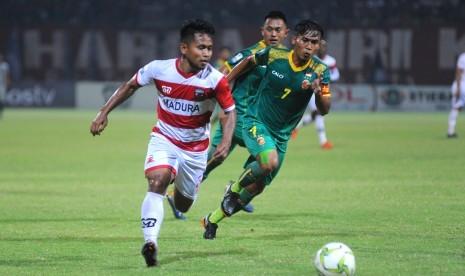 Dibekuk Madura, Kiprah Sriwijaya FC di Piala Indonesia Usai