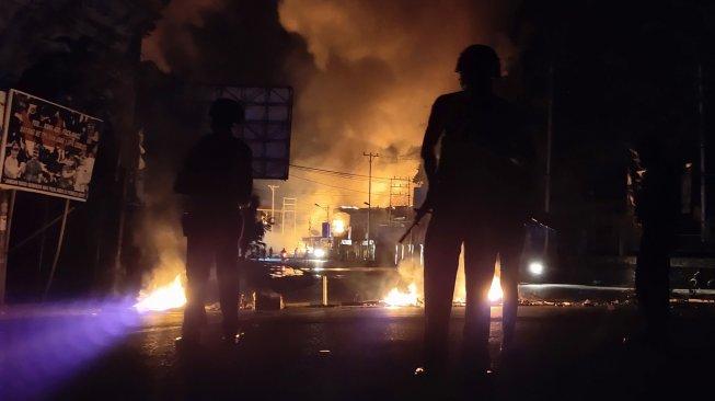 Blokir Internet Mimika dan Jayawijaya Dicabut, Ibu Kota 2 Papua Masih Gelap