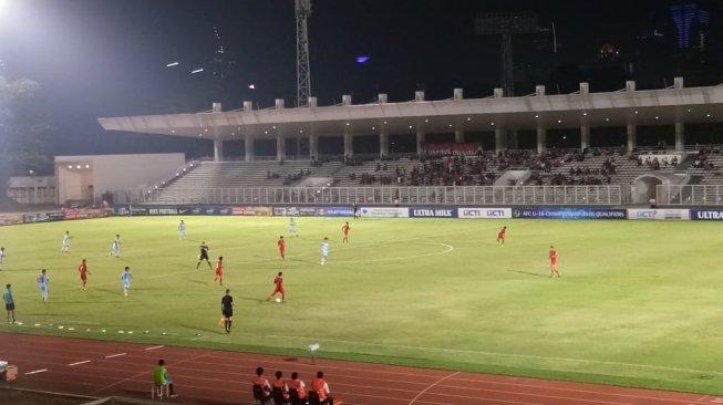 Pesta Gol, Timnas Indonesia U-16 Cukur Kepulauan Mariana Utara 15-1