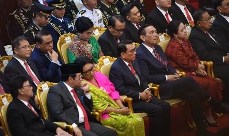 Riset I2: 10 Menteri Terpopuler dan Berpengaruh di Twitter