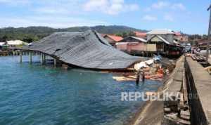 BMKG Jelaskan Sesar Gempa di Maluku