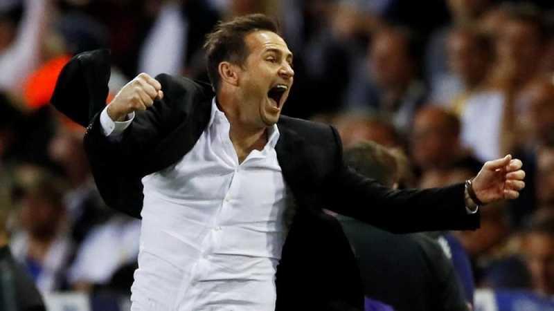 Lampard Kandidat Pengganti Sarri di Chelsea