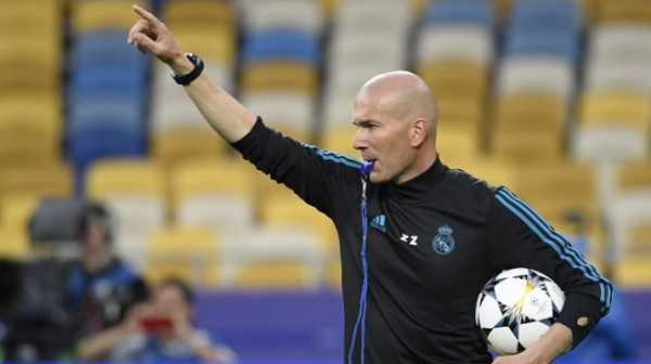Zidane Dipecat jika Gagal Kalahkan Liverpool?