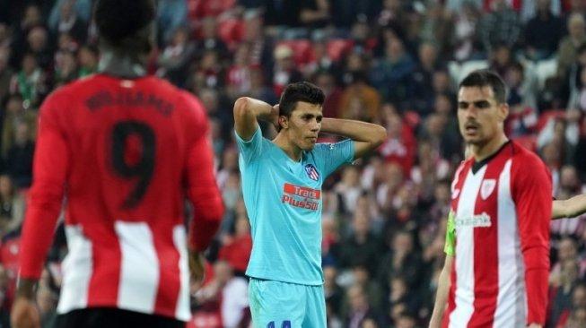 Atletico Madrid Tumbang, Berikut Hasil Liga Spanyol dan Klasemen Pekan 28