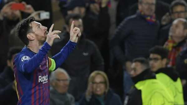 Messi Cetak Trigol, Barcelona Berpesta di Kandang Betis