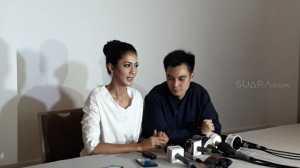 Lihat Paula Verhoeven Berhijab, Baim Wong Langsung Berdoa