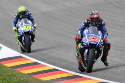 Efek Rossi dan Vinales buat Yamaha Indonesia