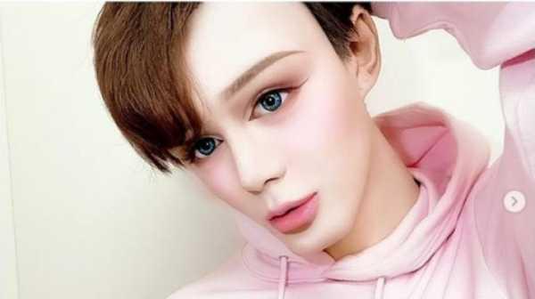 Matt Kuwata, Model Asal Jepang Berwajah Boneka Ken