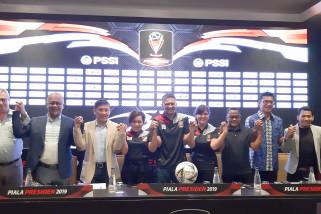 PSSI: Juara Piala Presiden 2019 Raih Rp3,3 miliar