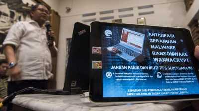Indonesia Diserang Hacker Miliaran Kali Tiap Hari
