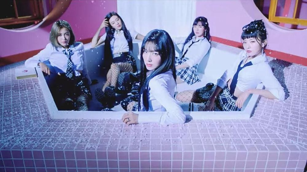 Red Velvet Dipastikan Comeback Bulan Ini