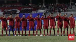 Indonesia Jadi Satu-satunya Wakil ASEAN di Piala Asia U-16