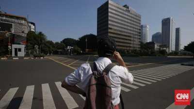 Kisah Lebaran Warga Asli Ibu Kota