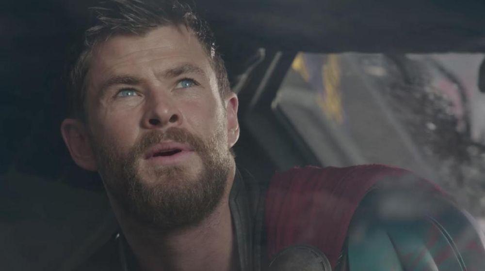 Chris Hemsworth Belajar Humor Thor dari Ghostbusters