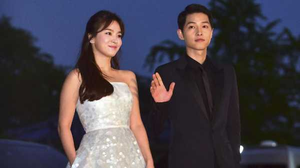 Song Joong Ki Gugat Cerai Song Hye Kyo
