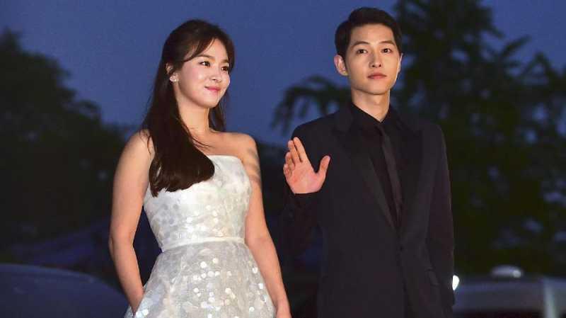 Pernikahan Song Joong Ki-Song Hye Kyo Telan Miliaran Rupiah