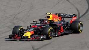 F1 GP Jerman: Verstappen Juara, Vettel Posisi Dua