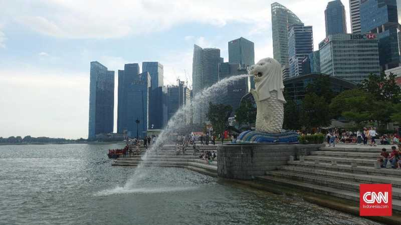 Diguyur Hujan Lebat, Singapura Kebanjiran