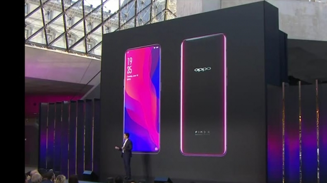 5 Keunggulan Oppo Find X