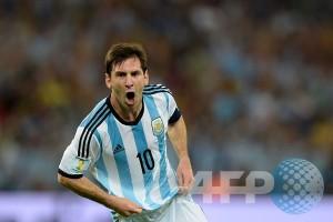Messi 'Mengamuk', Argentina Lolos ke Piala Dunia 2018