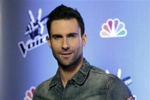 Adam Levine sambut putri kedua