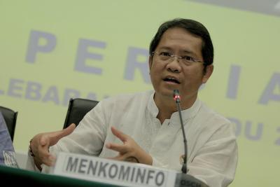 Menkominfo: Investor Akan Percaya Kalau Jack Ma yang Bicara
