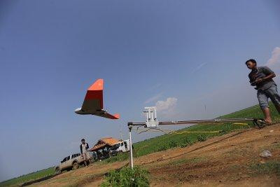 Pemerintah Siapkan Pengiriman Obat Pakai Drone di Sulawesi Selatan