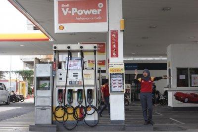 Shell dan Total Naikkan Lagi Harga BBM untuk Periode November