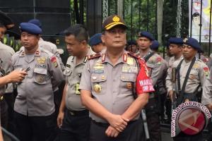 Polda Metro Siap Bantu TNI Amankan Obama