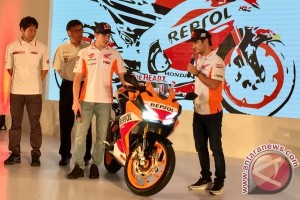 Honda hadirkan CBR250RR khusus untuk pecinta MotoGP