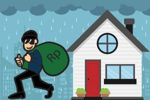 Polisi Jadi Tersangka Pencurian Uang Rp10 Miliar