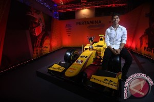 Sean Gelael ke London untuk persiapan FP1 Malaysia