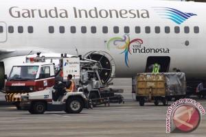Rencana penerbangan Garuda ke AS masih tersendat