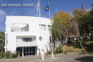Suguhan Khas Lebaran di KBRI Windhoek