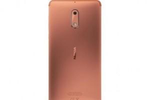 Nokia 6 warna tembaga akan dirilis di AS