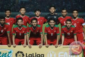 Timnas U-19 Kalah 2-3 dari Thailand